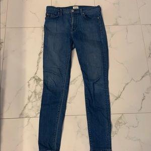 Hudson skinny jeans!